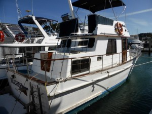 Clipper 34 cruiser