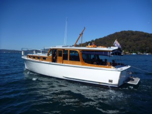 Halvorsen 36 on Pittwater