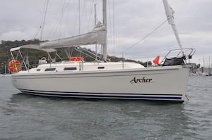 Hanse 34
