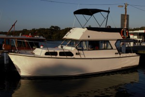 Sundecker30 on pittwater