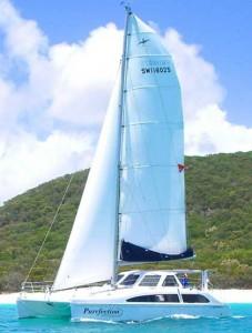 Seawind1160 sailing